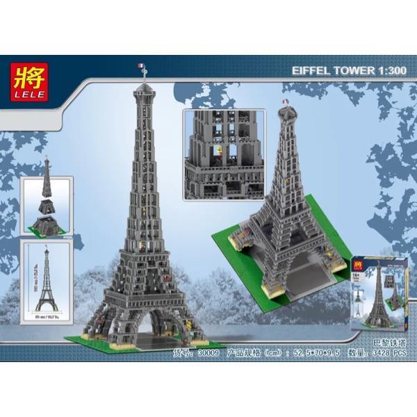 لگو برج ایفل