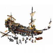 لگو کشتی دزدان دریایی کارائیب (کشتی کاپیتان سالازار)