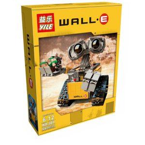 لگووال ای Wall E