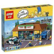 لگو سیمسون ها فروشگاه KWIK E MART