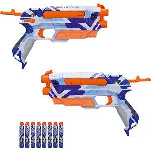 تفنگ دوتایی نرف Hasbro Nerf Split Strike
