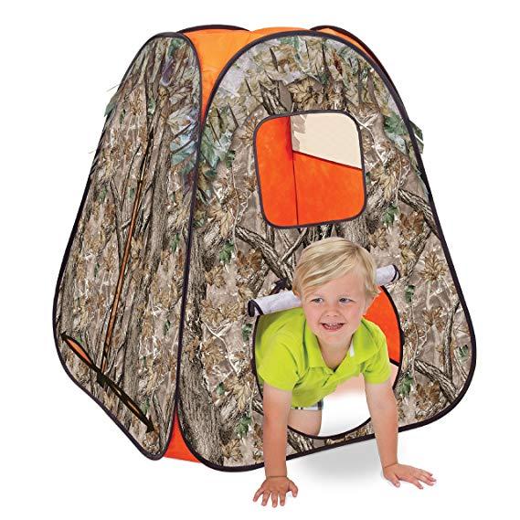 چادر کودک Play Hunt Camo Hut