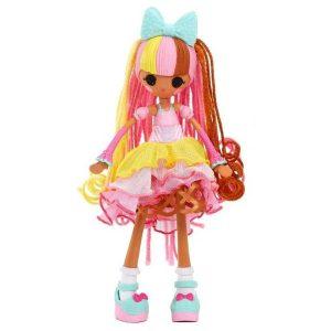 عروسک لالالوپسی مو دو رنگ سری MGA Crazy Hair