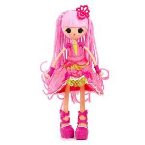 عروسک لالالوپسی مو صورتی سری MGA Crazy Hair