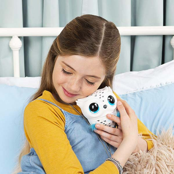 عروسک ربات جغد Owleez