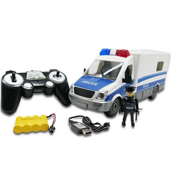 ماشین کنترلی استیشن پلیس