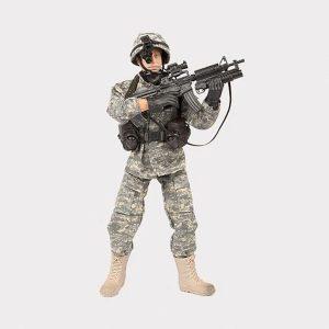 فیگور سربازان صلح جهانی ۱