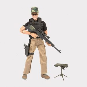 فیگور سربازان صلح جهانی 2