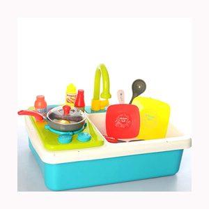سینک ظرفشویی همراه با اجاق گاز 38385B