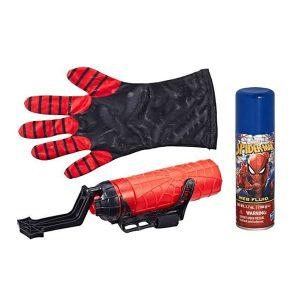 دستکش تار پرت کن مرد عنکبوتی سیاه