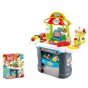 میز سوپر مارکت Xiong Cheng Little Shopping
