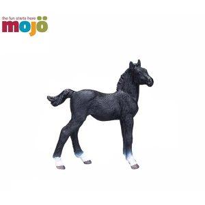 حیوانات موجو اسب هانور (قرمز)