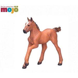 حیوانات موجو اسب عربی ( قرمز)