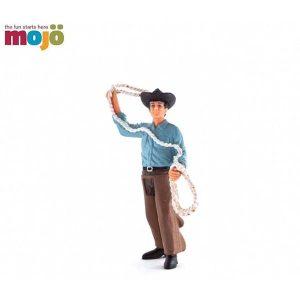 شخصیت های موجو کابوی طناب به دست (زرد)