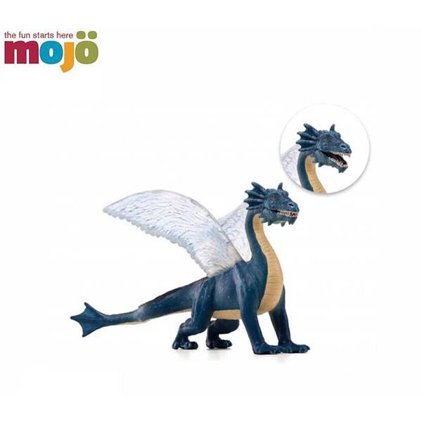 حیوانات موجو اژدهای آبی (آبی)