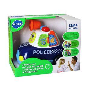 ماشین پلیس هولا تویز 6108