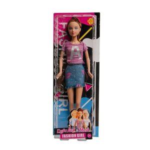 عروسک باربی دفا لوسی 8400 شماره دو