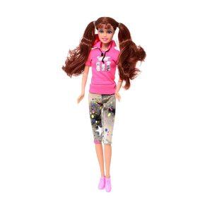 عروسک باربی دفا لوسی 8400 شماره پنج