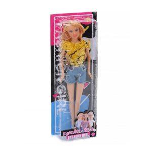 عروسک باربی دفا لوسی 8400 شماره شش