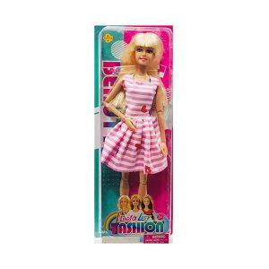 عروسک باربی مفصلی دفا لوسی 8406 شماره سه