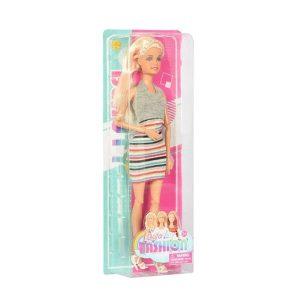 عروسک باربی مفصلی دفا لوسی 8406 شماره پنج