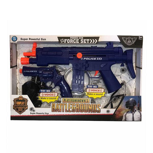 ست پلیسی Power Gun Force Set
