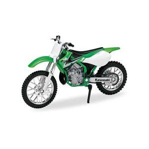 ماکت موتور سیکلت Kawasaki KX 250
