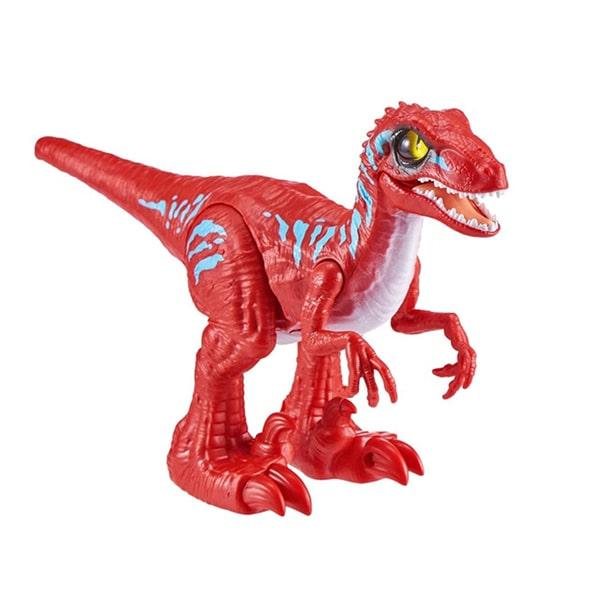 دایناسور Zuru Robo Alive Rapming Raptor قرمز