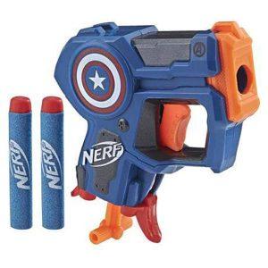 تفنگ نرف میکرو شات کاپیتان آمریکا