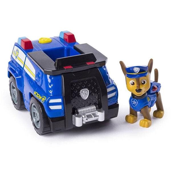 ماشین پلیس چیس 1