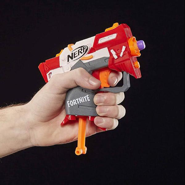 تفنگ نرف میکرو شات فورتنایت 3