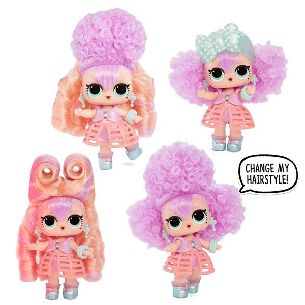 عروسک LOL SURPRISE HAIRVIBES