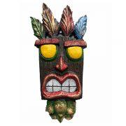 تابلو رزینی Aku Aku از بازی Crash Bandicoot