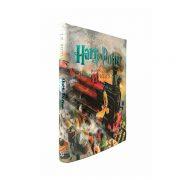 مجموعه کتاب های ۴ جلدی مصور هری پاتر